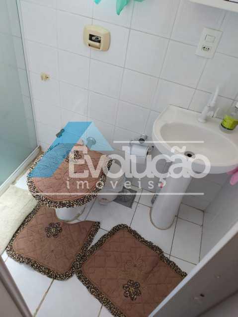 BANHEIRO - Casa em Condomínio 2 quartos à venda Campo Grande, Rio de Janeiro - R$ 260.000 - V0321 - 11