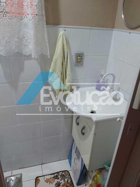 BANHEIRO - Casa em Condomínio 2 quartos à venda Campo Grande, Rio de Janeiro - R$ 260.000 - V0321 - 12