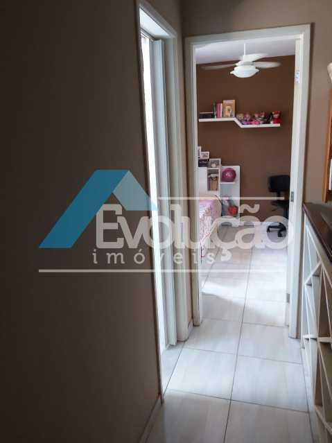 HALL - Casa em Condomínio 2 quartos à venda Campo Grande, Rio de Janeiro - R$ 260.000 - V0321 - 15
