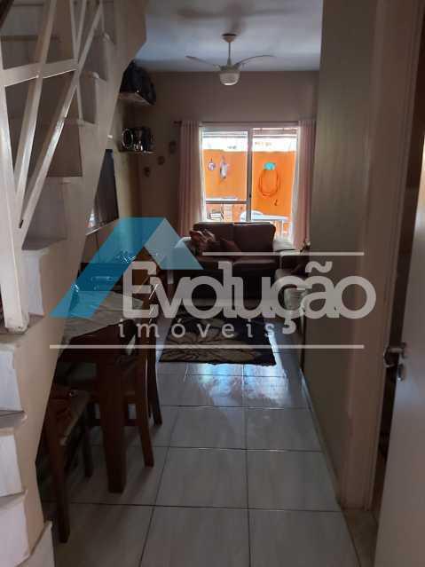 SALA - Casa em Condomínio 2 quartos à venda Campo Grande, Rio de Janeiro - R$ 260.000 - V0321 - 16
