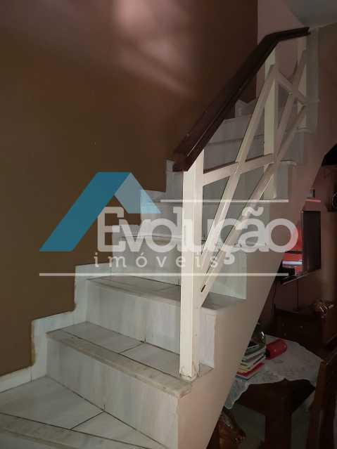 ESCADA - Casa em Condomínio 2 quartos à venda Campo Grande, Rio de Janeiro - R$ 260.000 - V0321 - 17
