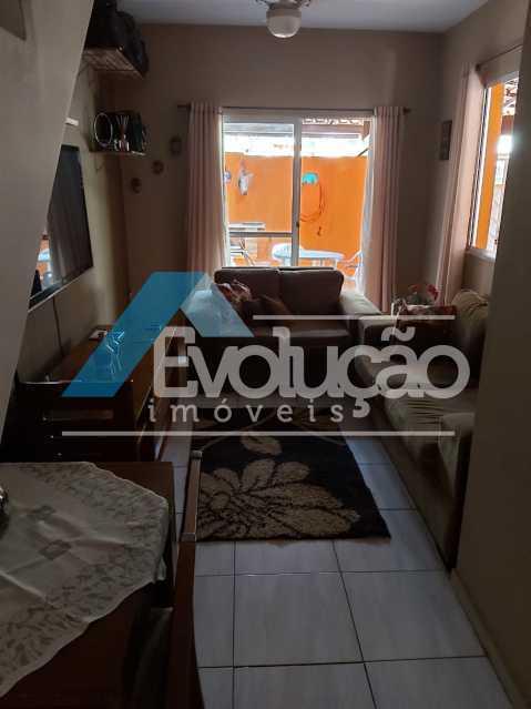 SALA - Casa em Condomínio 2 quartos à venda Campo Grande, Rio de Janeiro - R$ 260.000 - V0321 - 20