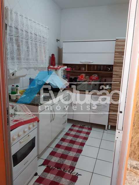 COZINHA - Casa em Condomínio 2 quartos à venda Campo Grande, Rio de Janeiro - R$ 260.000 - V0321 - 21