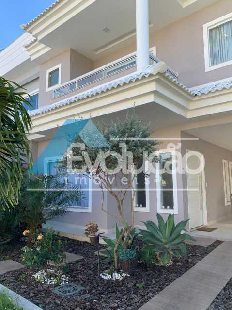 FACHADA DA CASA - Casa em Condomínio 3 quartos à venda Campo Grande, Rio de Janeiro - R$ 1.600.000 - V0322 - 3