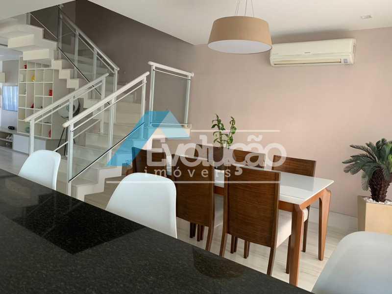 SALA - Casa em Condomínio 3 quartos à venda Campo Grande, Rio de Janeiro - R$ 1.600.000 - V0322 - 5