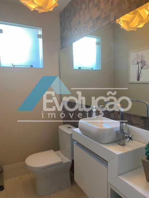 LAVABO - Casa em Condomínio 3 quartos à venda Campo Grande, Rio de Janeiro - R$ 1.600.000 - V0322 - 9