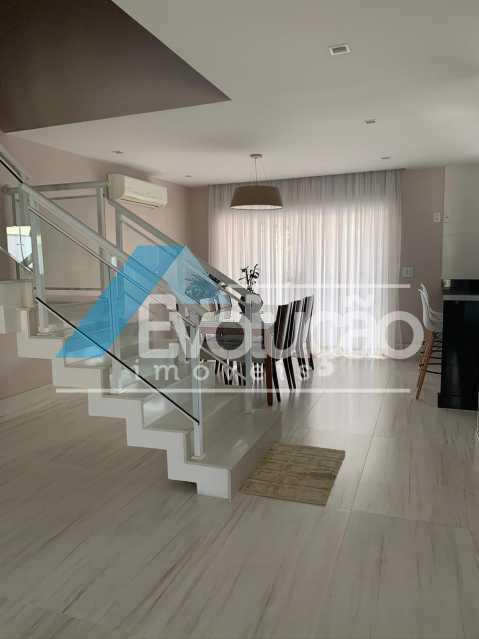 SALA - Casa em Condomínio 3 quartos à venda Campo Grande, Rio de Janeiro - R$ 1.600.000 - V0322 - 10