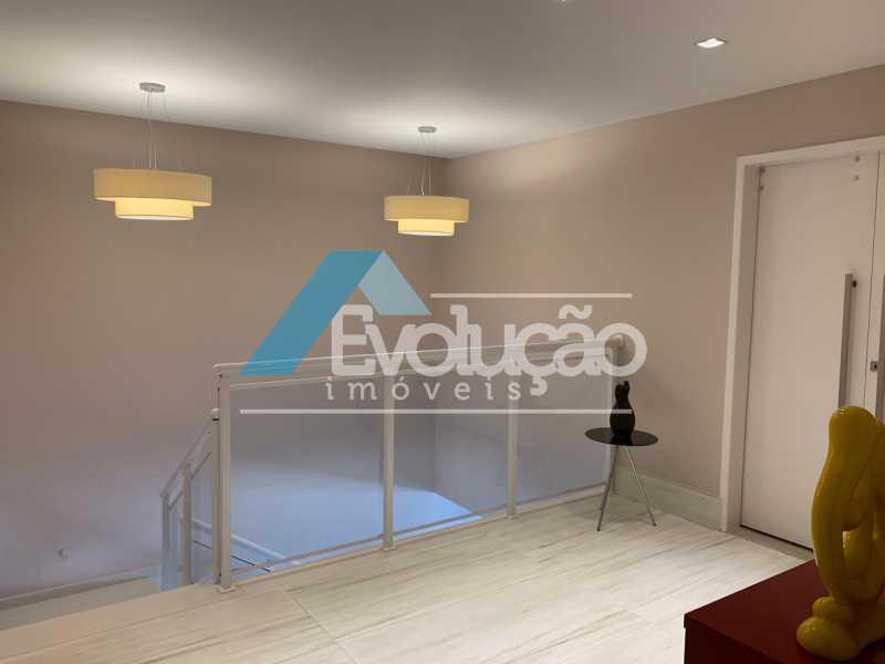HALL - Casa em Condomínio 3 quartos à venda Campo Grande, Rio de Janeiro - R$ 1.600.000 - V0322 - 12