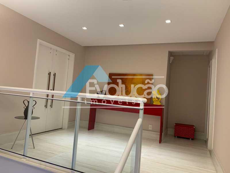 HALL - Casa em Condomínio 3 quartos à venda Campo Grande, Rio de Janeiro - R$ 1.600.000 - V0322 - 13