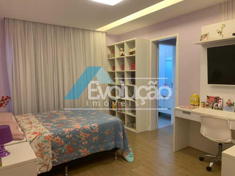 SUÍTE 1  - Casa em Condomínio 3 quartos à venda Campo Grande, Rio de Janeiro - R$ 1.600.000 - V0322 - 16