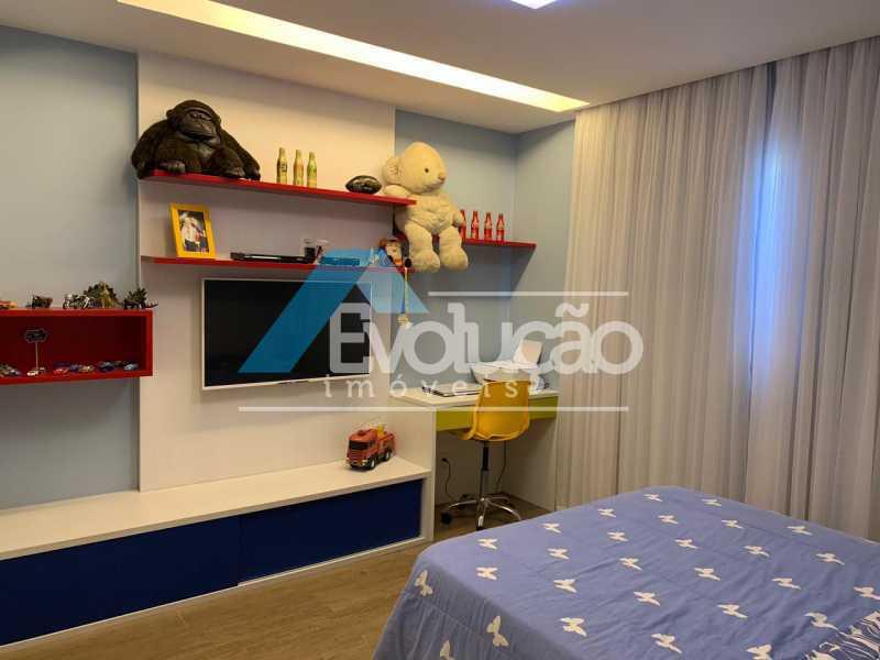 SUÍTE 2 - Casa em Condomínio 3 quartos à venda Campo Grande, Rio de Janeiro - R$ 1.600.000 - V0322 - 19