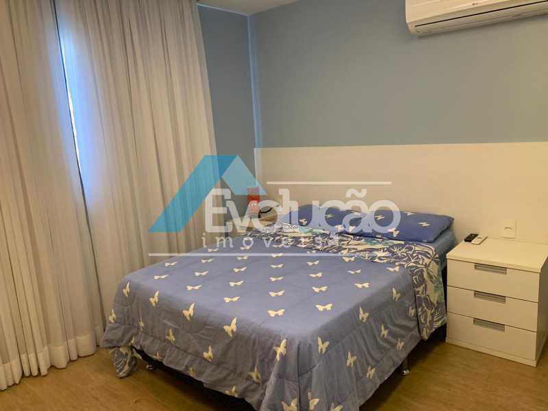 SUÍTE 2 - Casa em Condomínio 3 quartos à venda Campo Grande, Rio de Janeiro - R$ 1.600.000 - V0322 - 21