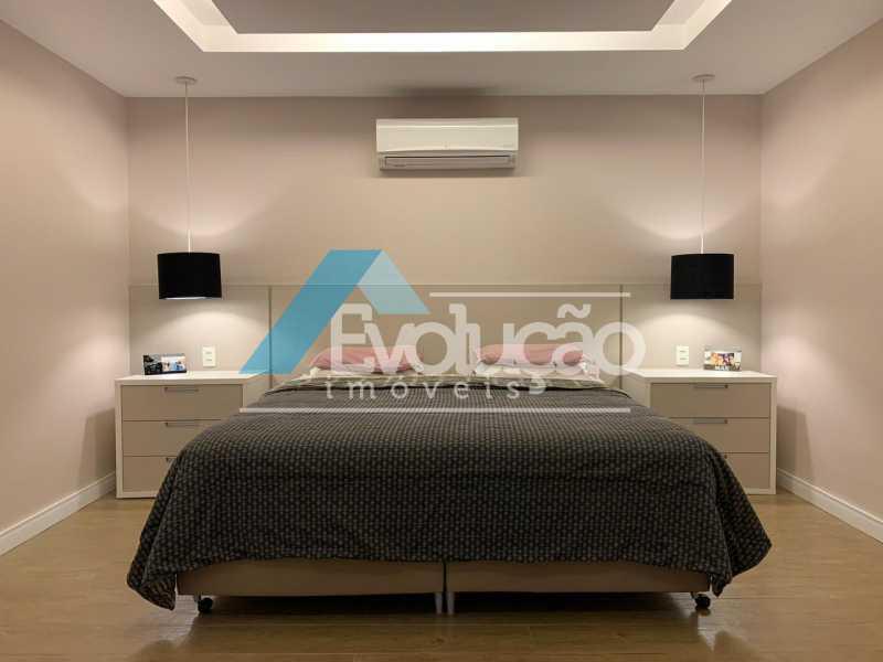 SUÍTE MASTER - Casa em Condomínio 3 quartos à venda Campo Grande, Rio de Janeiro - R$ 1.600.000 - V0322 - 22