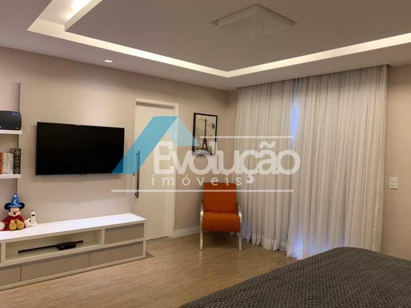 SUÍTE MASTER - Casa em Condomínio 3 quartos à venda Campo Grande, Rio de Janeiro - R$ 1.600.000 - V0322 - 25