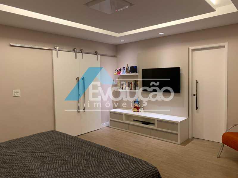 SUÍTE MASTER - Casa em Condomínio 3 quartos à venda Campo Grande, Rio de Janeiro - R$ 1.600.000 - V0322 - 26