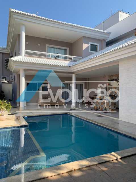 PISCINA - Casa em Condomínio 3 quartos à venda Campo Grande, Rio de Janeiro - R$ 1.600.000 - V0322 - 1