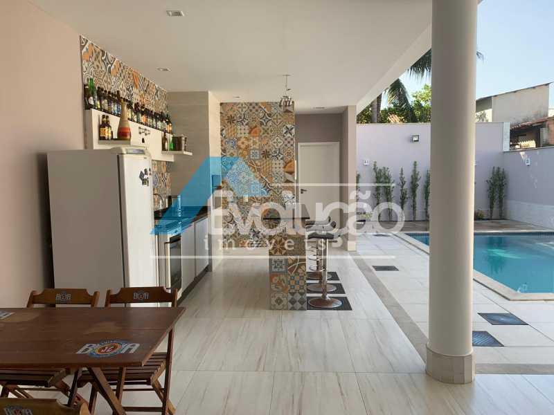 ÁREA GOURMET - Casa em Condomínio 3 quartos à venda Campo Grande, Rio de Janeiro - R$ 1.600.000 - V0322 - 28