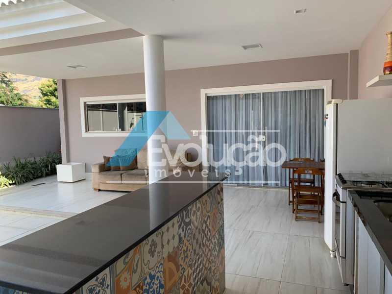 ÁREA GOURMET - Casa em Condomínio 3 quartos à venda Campo Grande, Rio de Janeiro - R$ 1.600.000 - V0322 - 29
