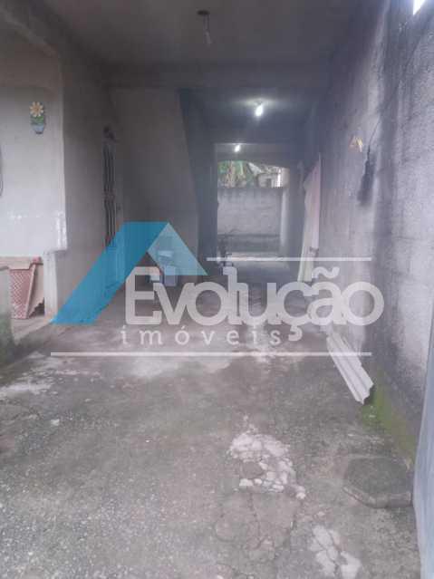 GARAGEM - Casa 3 quartos à venda Campo Grande, Rio de Janeiro - R$ 180.000 - V0325 - 3