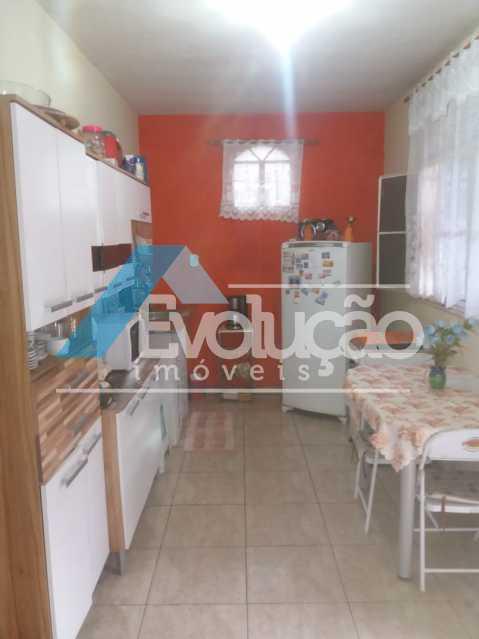 COZINHA - Casa 3 quartos à venda Campo Grande, Rio de Janeiro - R$ 180.000 - V0325 - 8