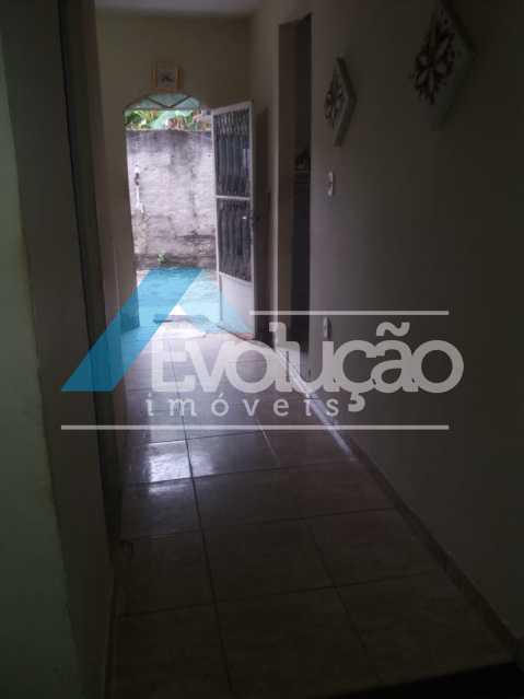 CORREDOR - Casa 3 quartos à venda Campo Grande, Rio de Janeiro - R$ 180.000 - V0325 - 9