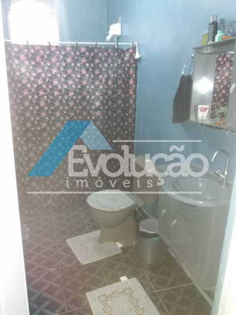 BANHEIRO - Casa 3 quartos à venda Campo Grande, Rio de Janeiro - R$ 180.000 - V0325 - 10
