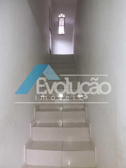 ESCADA - Casa 3 quartos à venda Campo Grande, Rio de Janeiro - R$ 180.000 - V0325 - 11