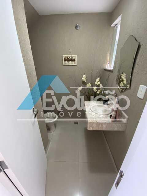 LAVABO - Casa em Condomínio 3 quartos à venda Campo Grande, Rio de Janeiro - R$ 950.000 - V0323 - 6