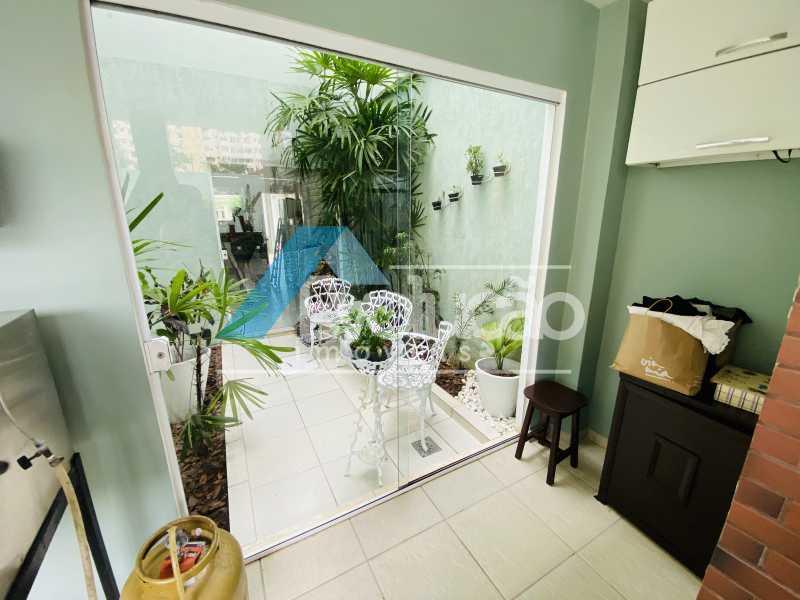 JARDIM DE INVERNO - Casa em Condomínio 3 quartos à venda Campo Grande, Rio de Janeiro - R$ 950.000 - V0323 - 7