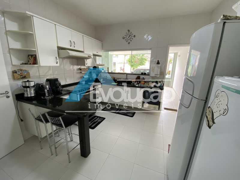 COZINHA - Casa em Condomínio 3 quartos à venda Campo Grande, Rio de Janeiro - R$ 950.000 - V0323 - 8