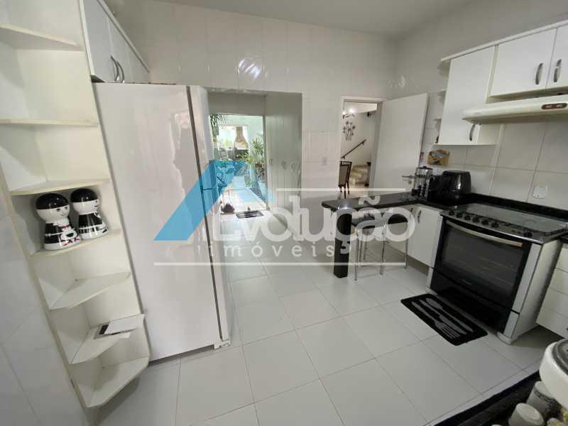 COZINHA - Casa em Condomínio 3 quartos à venda Campo Grande, Rio de Janeiro - R$ 950.000 - V0323 - 9