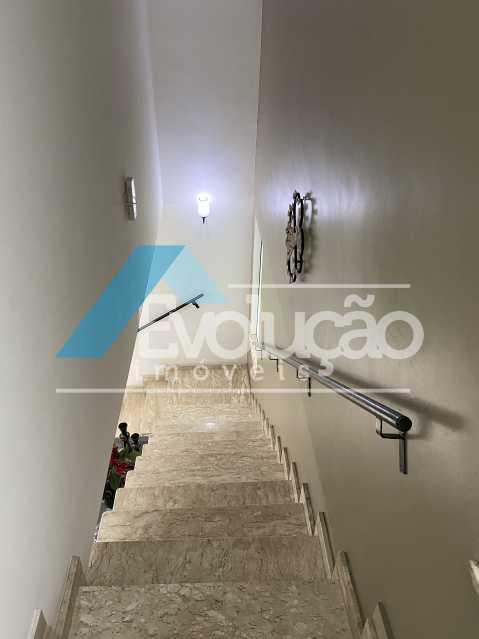 ESCADA - Casa em Condomínio 3 quartos à venda Campo Grande, Rio de Janeiro - R$ 950.000 - V0323 - 13