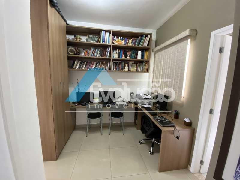 ESCRITÓRIO - Casa em Condomínio 3 quartos à venda Campo Grande, Rio de Janeiro - R$ 950.000 - V0323 - 14