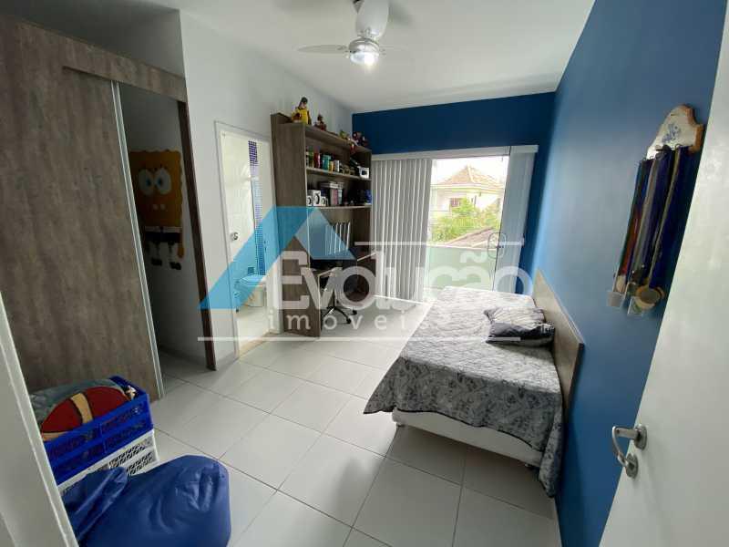 SUÍTE 1 - Casa em Condomínio 3 quartos à venda Campo Grande, Rio de Janeiro - R$ 950.000 - V0323 - 16