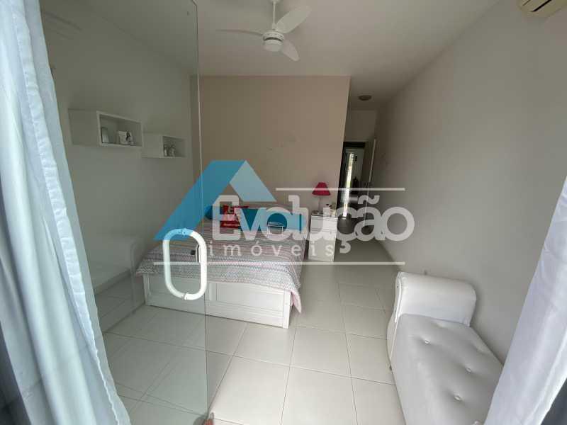 SUÍTE 2 - Casa em Condomínio 3 quartos à venda Campo Grande, Rio de Janeiro - R$ 950.000 - V0323 - 17