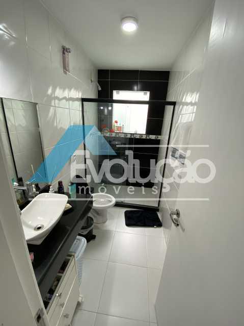 BANHEIRO SUÍTE 2 - Casa em Condomínio 3 quartos à venda Campo Grande, Rio de Janeiro - R$ 950.000 - V0323 - 19