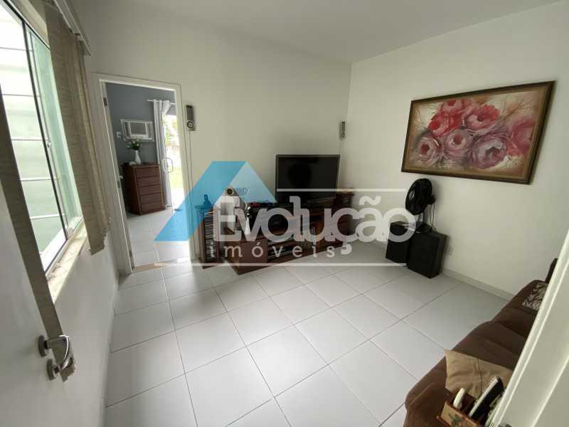 SALA DE TV - Casa em Condomínio 3 quartos à venda Campo Grande, Rio de Janeiro - R$ 950.000 - V0323 - 20