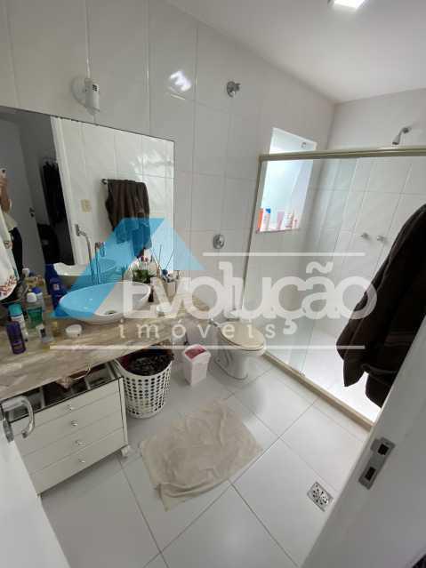 BANHEIRO SUÍTE 3 - Casa em Condomínio 3 quartos à venda Campo Grande, Rio de Janeiro - R$ 950.000 - V0323 - 21