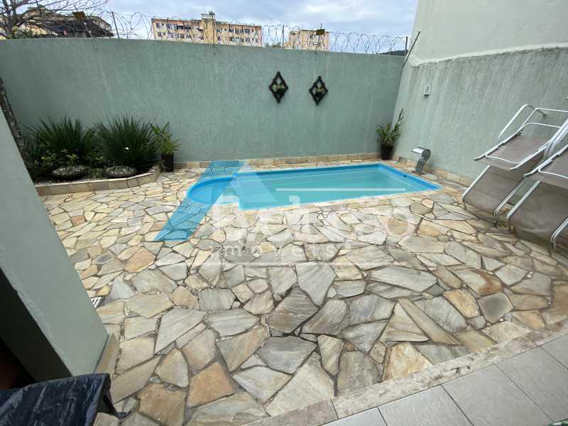 PISCINA - Casa em Condomínio 3 quartos à venda Campo Grande, Rio de Janeiro - R$ 950.000 - V0323 - 12