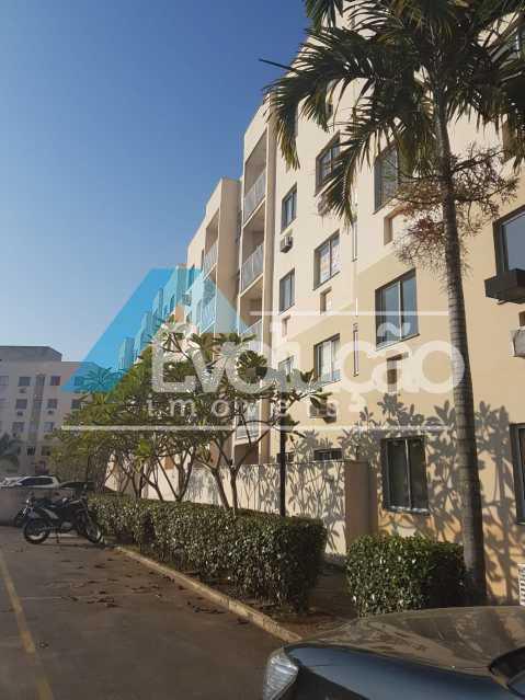 BLOCOS 2. - Apartamento 2 quartos à venda Campo Grande, Rio de Janeiro - R$ 190.000 - V0326 - 3
