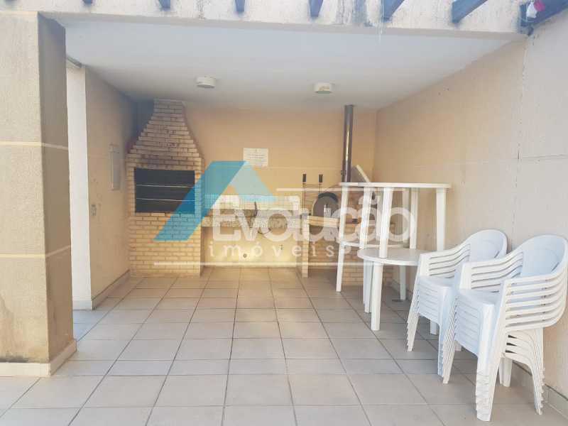 CHURRASQUEIRA. - Apartamento 2 quartos à venda Campo Grande, Rio de Janeiro - R$ 190.000 - V0326 - 4