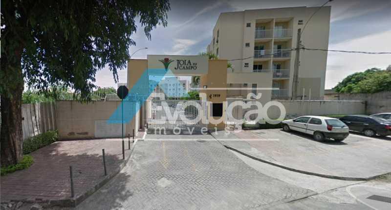ENTRADA CONDOMÍNIO - Apartamento 2 quartos à venda Campo Grande, Rio de Janeiro - R$ 190.000 - V0326 - 5