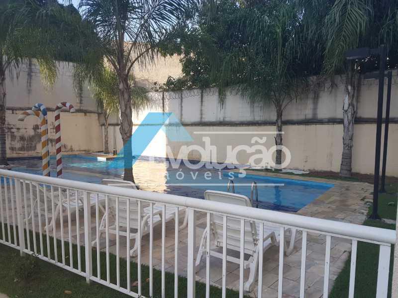 PISCINA. - Apartamento 2 quartos à venda Campo Grande, Rio de Janeiro - R$ 190.000 - V0326 - 30