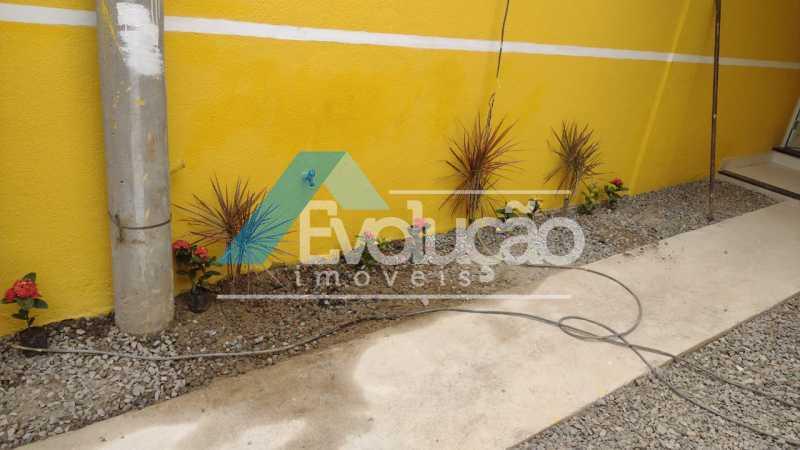 GARAGEM - Casa 2 quartos à venda Campo Grande, Rio de Janeiro - R$ 220.000 - V0328 - 5