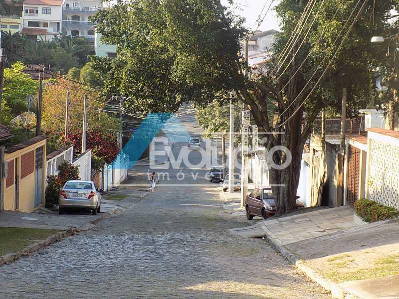 RUA DE ACESSO - Terreno 226m² à venda Campo Grande, Rio de Janeiro - R$ 110.000 - V0331 - 3