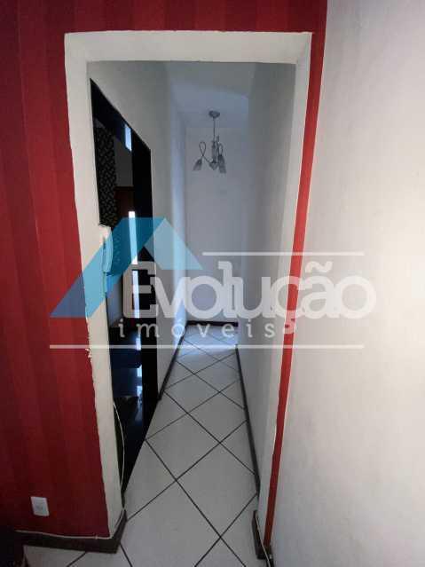 CORREDOR - Apartamento 2 quartos à venda Campo Grande, Rio de Janeiro - R$ 195.000 - V0332 - 10