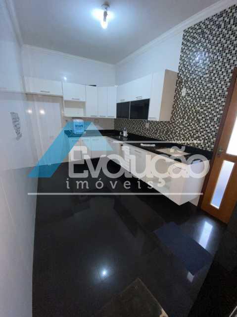 COZINHA - Apartamento 2 quartos à venda Campo Grande, Rio de Janeiro - R$ 195.000 - V0332 - 3