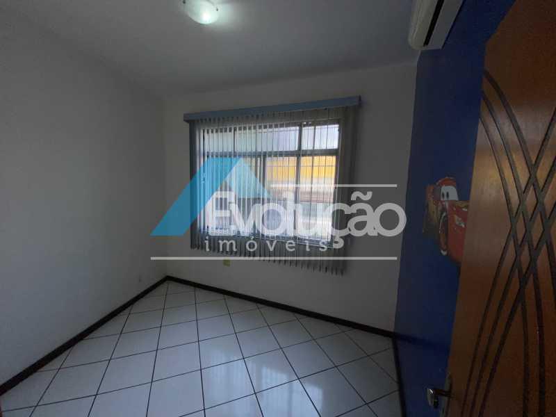 QUARTO 1 - Apartamento 2 quartos à venda Campo Grande, Rio de Janeiro - R$ 195.000 - V0332 - 4