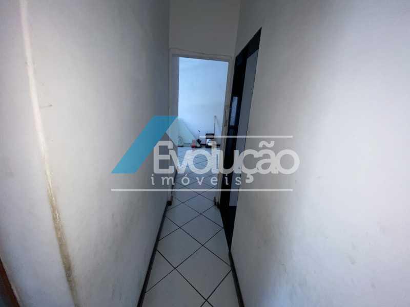 CORREDOR - Apartamento 2 quartos à venda Campo Grande, Rio de Janeiro - R$ 195.000 - V0332 - 9