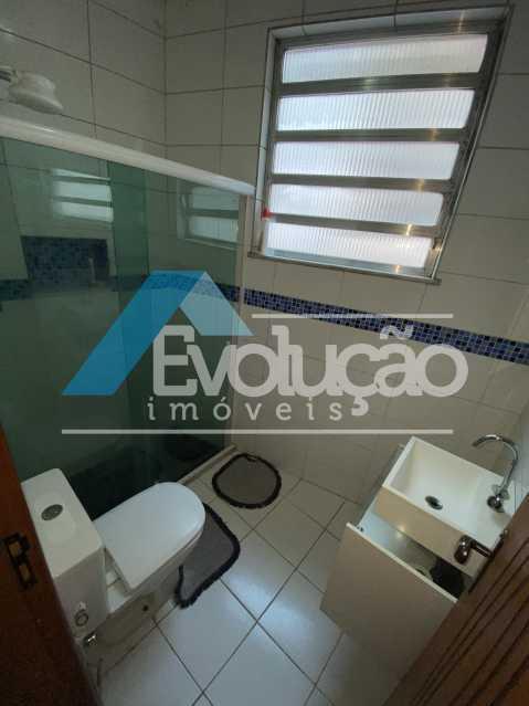 BANHEIRO SOCIAL - Apartamento 2 quartos à venda Campo Grande, Rio de Janeiro - R$ 195.000 - V0332 - 7